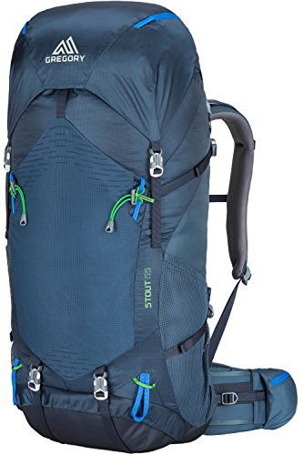 Gregory Stout 65 Hiking Backpack One Size Navy Blue