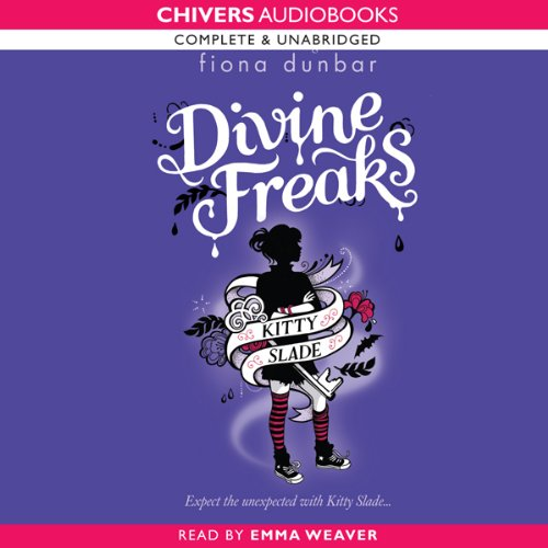 Couverture de Divine Freaks: A Kitty Slade Mystery