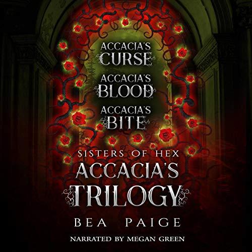 Couverture de Sisters of Hex: Accacia's Trilogy