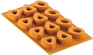 Silikomart Naturae Milanese 25 - Molde de silicona para 12 cavidades de hueso