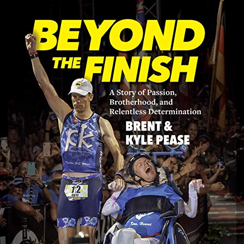 Beyond the Finish audiobook cover art