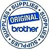 Brother DK-22205 Endlosetiketten (Papier, 62 mm breit, 30,48 m lang, für Brother QL-Etikettendrucker) #1