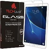 TECHGEAR Galaxy Tab A 10.1 Pouces Verre, Protecteur d'Écran Original en Verre Trempé Compatible pour Samsung Galaxy Tab A 10.1 Pouces 2016/2018 (SM-T580 Séries)