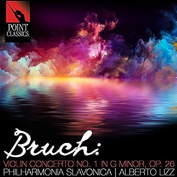 Bruch: Violin Concerto No. 1 in G Minor, Op. 26