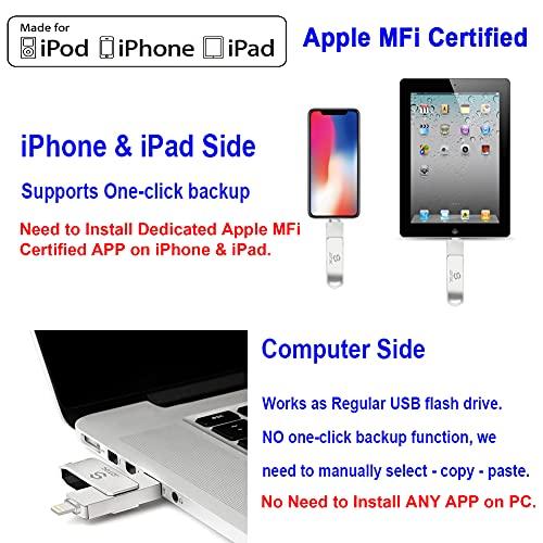 JSL JDTDC iPhone MFi Photo Stick Product Image