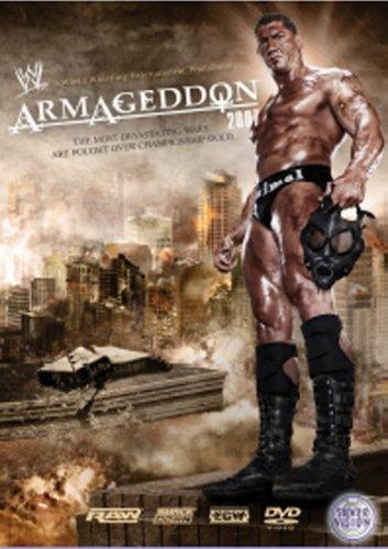 WWE - Armageddon 2007 [Reino Unido] [DVD]