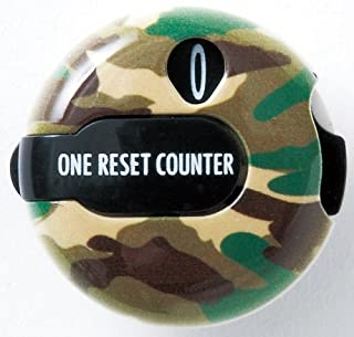New One Touch Reset Score Counter Camo