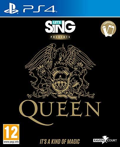 Lets Sing Queen, PS4