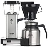 Technivorm KBTS Coffee Brewer, 32 oz, Polished Silver