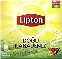 Lipton Doğu Karadeniz Siyah Bardak Poşet Çay, 100'lü