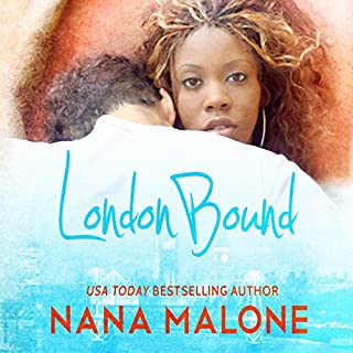 London Bound audiobook cover art
