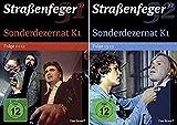 Straßenfeger 31+32: Sonderdezernat K1, Folgen 1-23 [DVD Set]