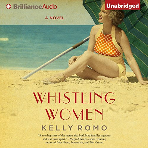 Whistling Women audiobook cover art