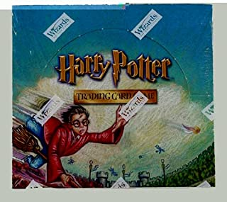 HARRY POTTER Collectible Card Game: Quidditch Cup Booster Box