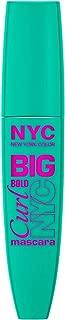 N.Y.C. New York Color Big Bold Curl Mascara, Extreme Black, 0.40 Fluid Ounce