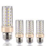ILAMIQI - Bombillas LED E27, regulables, 10 W,...