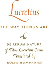 Best the way things are lucretius Reviews