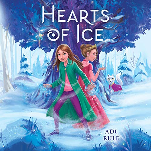 Hearts of Ice cover art