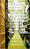 Tests de Real Decreto Legislativo 5/2015, de 30 de octubre, por el que se aprueba el texto refundido de la Ley del Estatuto Básico del Empleado Público (TREBEP): Colección Técnica para Oposiciones