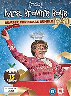 Mrs. Brown's Boys - Bumper Christmas Bundle