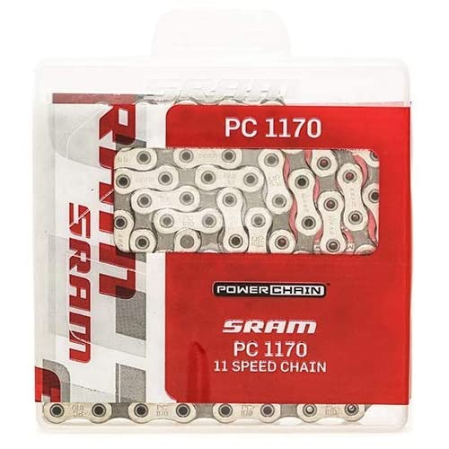 SRAM PC-1170 11-Speed Hollow-Pin Road Bike Chain fits GX Force Red 22 Shimano