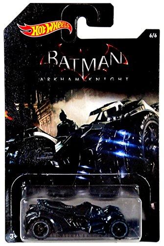 Hot Wheels, 2015 Batman, Batman: Arkham Knight Video Game Batmobile Exclusive Die-Cast Vehicle #6/6