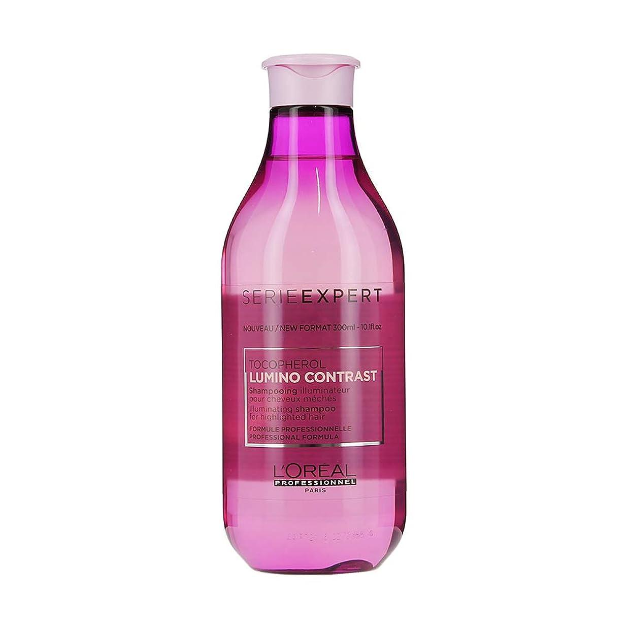 ルミノコントラストロレアルイルミネーションシャンプー300 ml