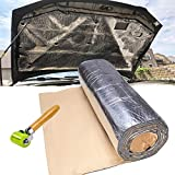 DREAMIZER Car Insulation Sound Deadening Heat Shield Thermal Noise Proof Mat 78''x 40''
