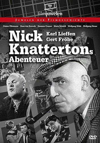 Nick Knattertons Abenteuer (Filmjuwelen)