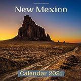 New Mexico Calendar 2021