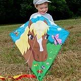 CIM Kinder-Drachen - Dream Eddy Pferd - Einleiner für Kinder