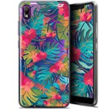 Ultra-Slim Case with Tropical Colours Design for 5.93 Inch