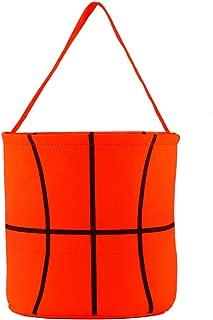 basketball candy bucket