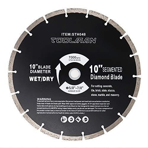 10 circular wet saw blade - 8