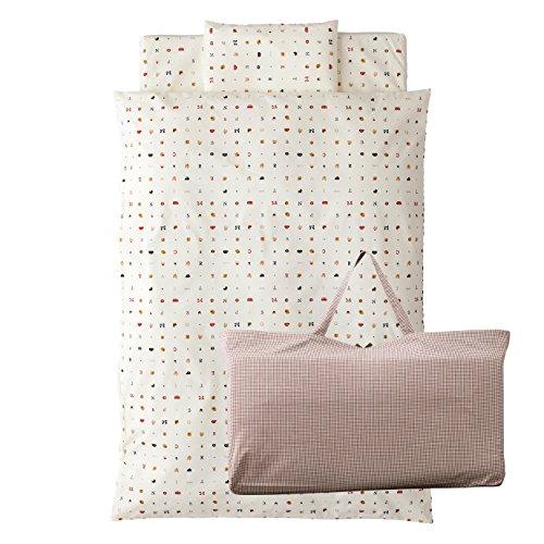 赤ちゃんの城お昼寝セットトーイズ(洗える敷布団)日本製