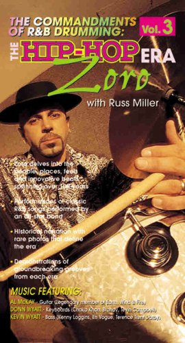 The Commandments of R&b Drumming: The Hip-hop Era [VHS]