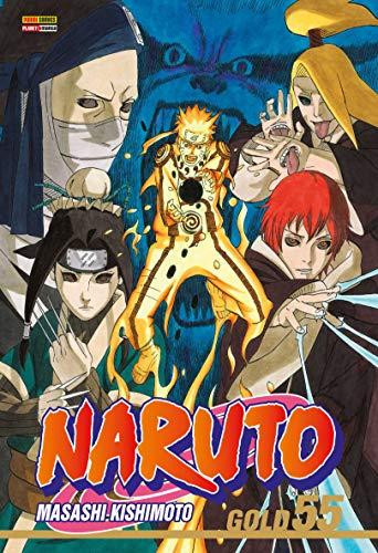 Naruto Gold Vol. 55