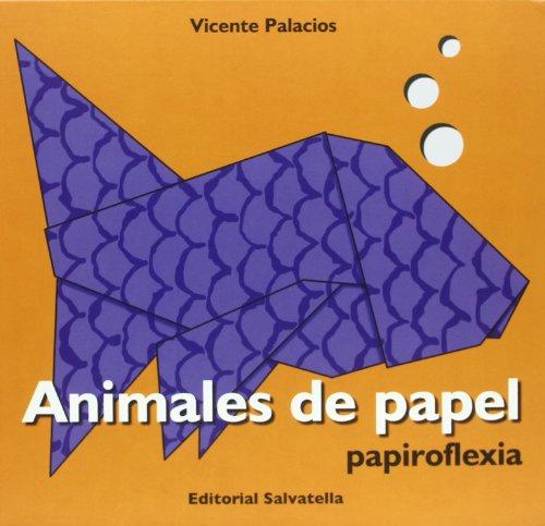 Animales de papel (Papiroflexia)
