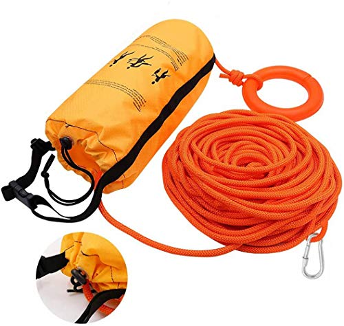 AnKun Water Rescue Throw Bag wit...