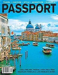 PASSPORT - gay travel magazine