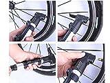 Zoom IMG-1 pompa bicicletta bici portatile gonfiatore