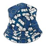 Eu Finlandia Flag Pattern Seaml - Máscara para el rostro, bandana, banda para el cuello, gorro para el polvo al aire libre, festival de música, regalo deportivo