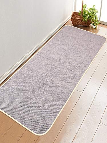 Saral Home Cotton Yoga Mat/Runner -60x180 cm; Beige