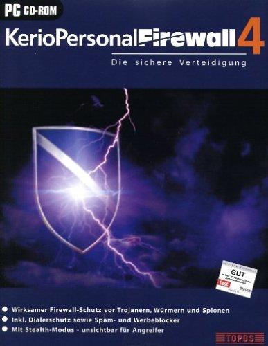KERIO Personal Firewall 4