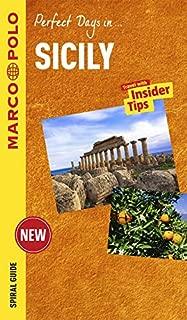 Sicily Marco Polo Spiral Guide (Marco Polo Spiral Guides)