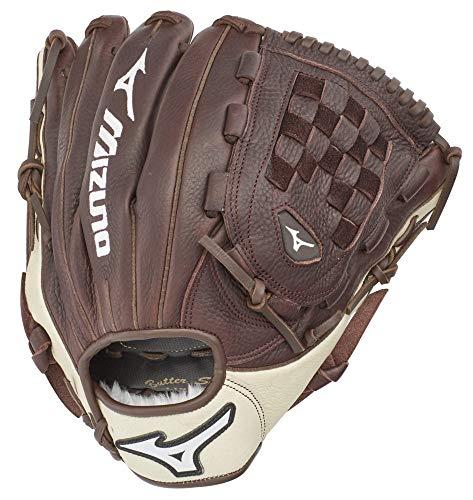 Mizuno GFN1200B3 Franchise Series Pitcher/Outfield Baseball Gloves, 12\