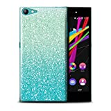 Phone Case for Wiko Highway Star 4G Glitter Pattern Effect