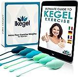 Fortalecedor y ejercitador del suelo pélvico para mujeres - Juego de 6 bolas de Kegel para mujeres...