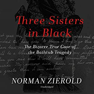 Three Sisters in Black cover art