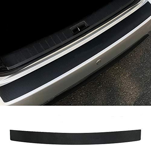 WANGXI Car Rear Bumper Protector Sticker Tail trunk Sill Scuff Guard Stickers,For Volvo XC40 XC60 XC90 XC70